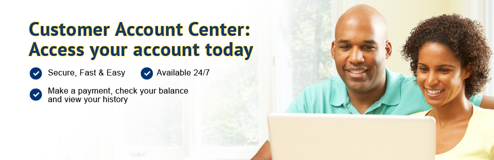 Introducing Our Enhanced Customer Account Center