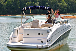 Essential Questions When Buying a Boat - Family on boat