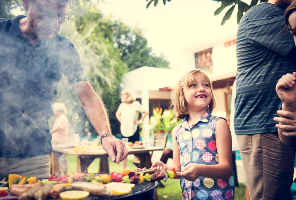 Inexpensive Cookout Ideas