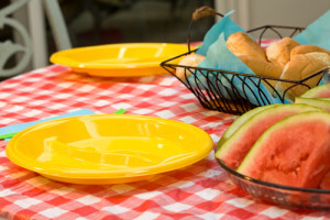 Affordable Cookout Ideas Watermelon