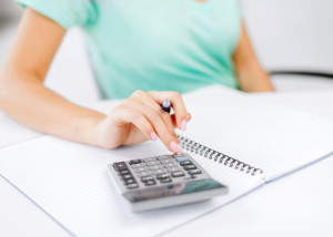 how to calculate simple interest using a loan calculator