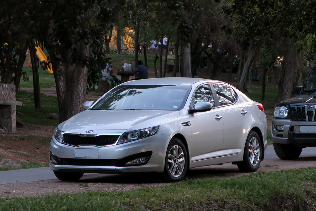 Best Used Car 2019 Kia optima