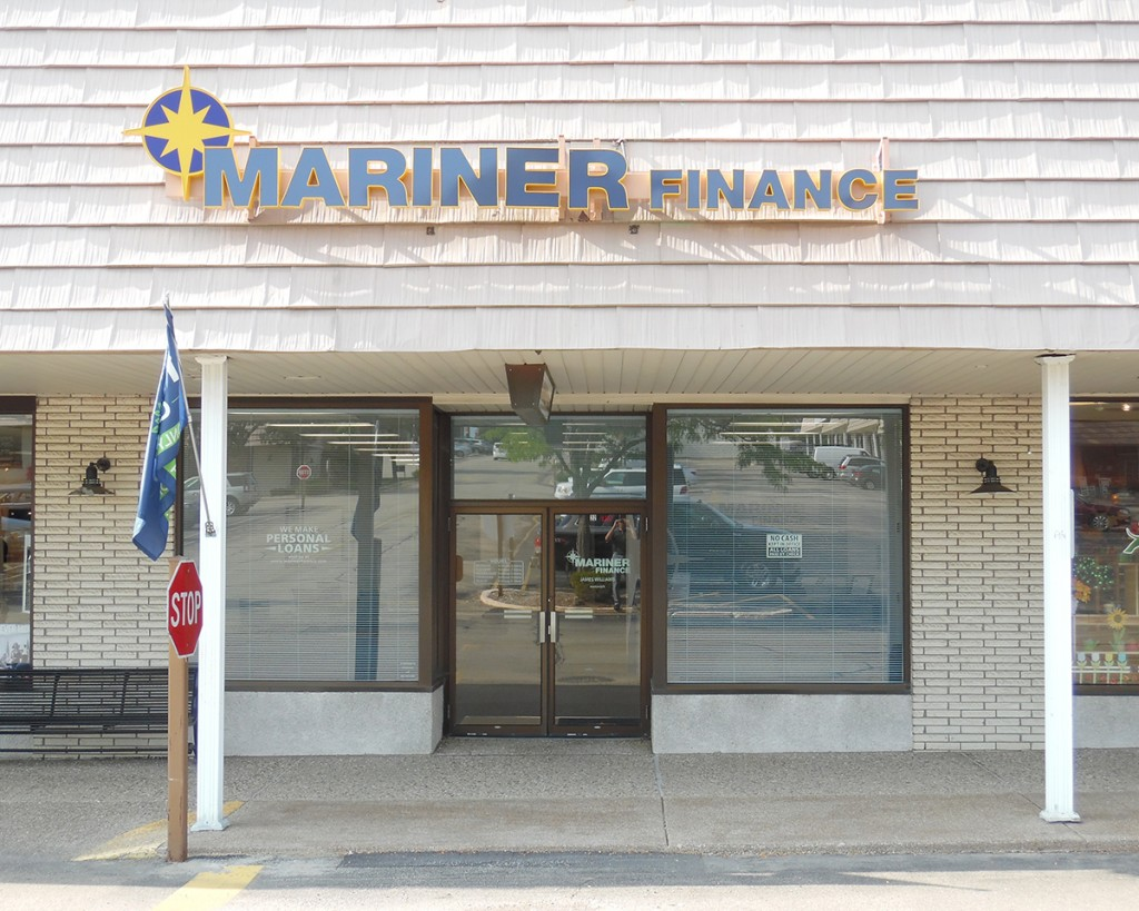 Mariner Finance Peoria IL branch