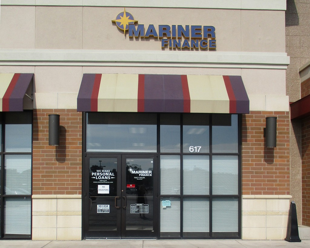 Mariner Finance Rockford IL branch