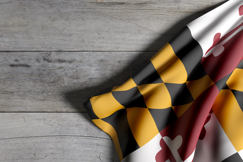 Maryland Flag, personal loans in MD