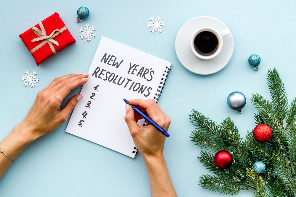 Top New Year's Resolutions and How to Keep Them