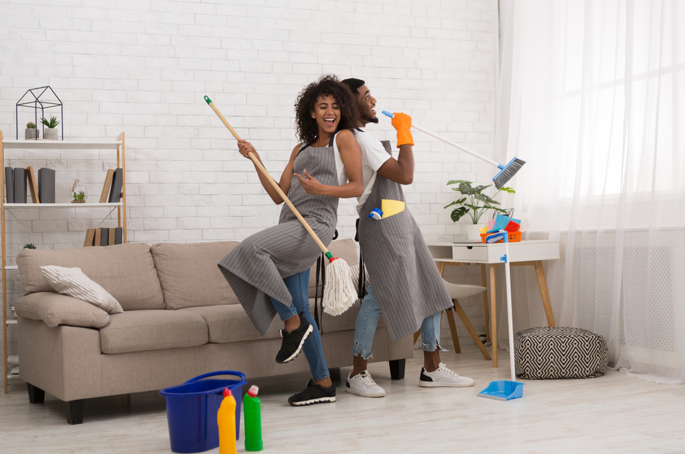 Top Spring Cleaning Tricks
