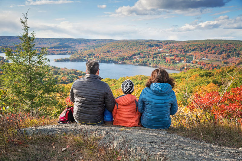 Top Travel Destinations for Fall Foliage